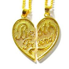 gold best friends necklace images Best friend necklaces everything you want to know jpg