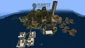 le baguette resort minecraft project