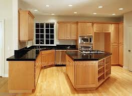 coordinating wood floor with wood cabinets kitchens with hardwood floors and wood cabinets home design