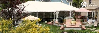 backyard tent rental entertainment and party rentals for backyard 718 556 3430