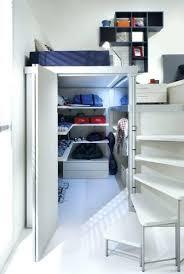 closet under bed closet closet under bed best raised beds bedroom ideas on raised