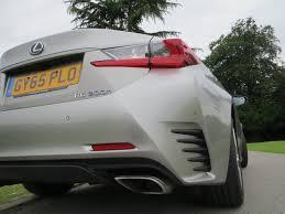 lexus rc uk lexus rc 300h luxury premium navigation road test report and