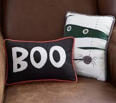 halloween decorative pillows pottery barn kids