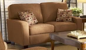chenille contemporary sofa w cherry wooden legs