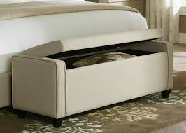 bedroom bed bench with storage contemporary bedroom bench fabric