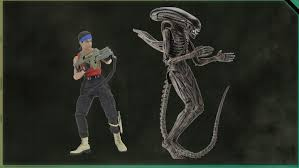 neca alien covenant figures