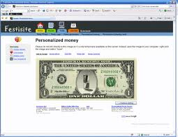 personalized money 5 steps