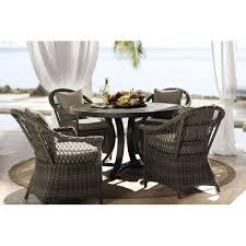 home decorators collection martingale espresso round patio dining