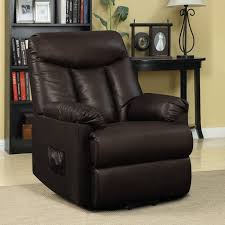 power lift recliner chair leather wall hugger electric comfort