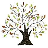 Home Decor Tree Amazon Com Tree Of Life Metal Wall Art Sculptures Home Decor Life