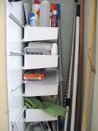 cleaning closet ideas pinterest broom closet organization roselawnlutheran