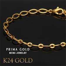 man golden bracelet images Prima gold japan 24 karat gold bracelet man men chain bracelet jpg