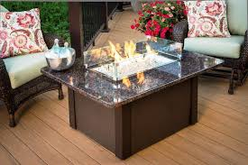 Gas Firepit Tables Propane Gas Firepit Tables Granite Top Rustzine Home Decor