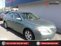 toyota camry change frequency 2008 toyota camry le inventory zt motors inc auto dealership