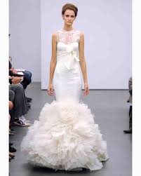 vera wang fall 2013 collection martha stewart weddings