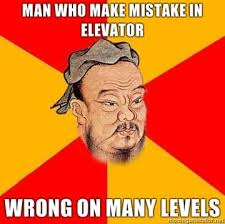 Confucius Meme - wise confucius know your meme