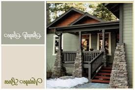 marvellous exterior paint colors with brown roof verambelles