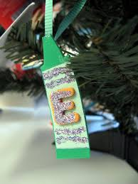 diy christmas crayon ornaments for teacher the party event