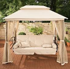 Swing Bed With Canopy with Latest Swing Bed With Canopy With Swing Bed Finelymade Furniture
