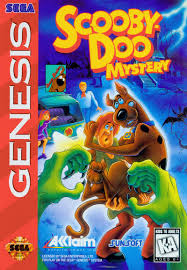 scooby doo mystery genesis 1995 mobygames