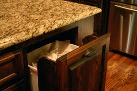 kitchen island trash kitchen islands with trash bins photos to kitchen island trash bin