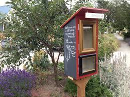 little free library u2013 sustainable ballard