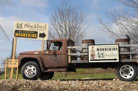 homemade pickup truck homemade moonshine distillery a hit in brookville