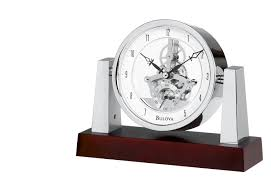 fresh modern bulova wall clock quartz 9753