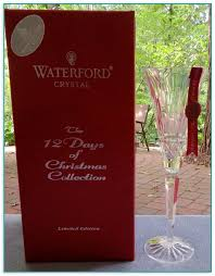 great waterford 12 days of ornament set