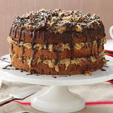 cake photos german chocolate cake recipe taste of home