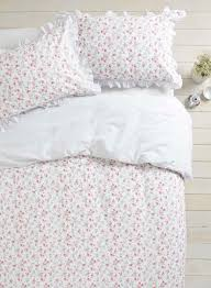 Esther Pink Ditsy Bedding Set BHS Coisas Para Usar Pinterest - White bedroom furniture bhs