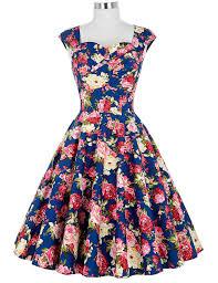 aliexpress com buy casual retro dress 50s 60s vintage women
