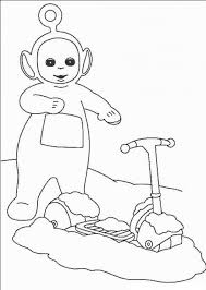 printable teletubbies coloring pages disney coloring pages