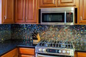 easy to clean kitchen backsplash 71 great noteworthy o rock kitchen backsplash bejeweled tile