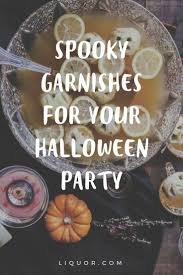 spirit halloween login spooky garnishes for your halloween party