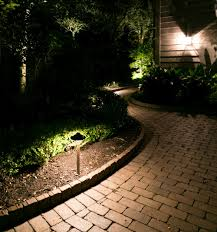 Landscape Path Lights by Outdoor Lighting Perspectives
