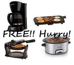 appliances black friday sale small appliances only 3 at kmart live now http