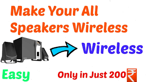 wireless speaker home theater make your all speakers wireless in easy way home theater speakers
