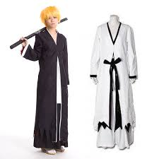 Bleach Halloween Costumes Cheap Ichigo Halloween Costume Aliexpress