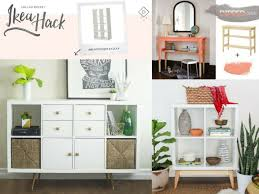 ikea console hack 35 amazing ikea hacks to decorate on a budget she tried what