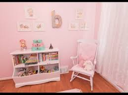 white rocking chair nursery youtube