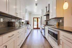ideas for galley kitchen 25 stylish galley kitchen designs designing idea