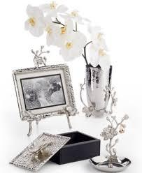 Michael Aram Black Orchid Vase Michael Aram White Orchid Collection Macy U0027s