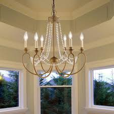 hampton bay pink chandelier editonline us