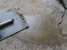 Concrete Floor Repair Products Concrete Repair Hd 110 Epoxy Concrete Patch