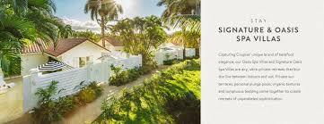 home signature oasis spa villas at tower isle couples resorts jamaica