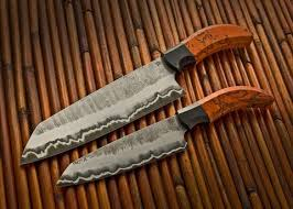 handmade kitchen knives jappalachian 2 knife chef s sets burt foster handmade knives