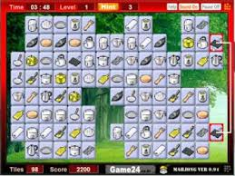 mahjong ustensile de cuisine mahjong cook gameplay