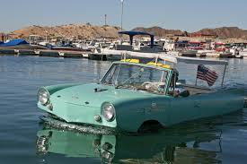 amphibious car diary of a designer lake mohave amphibious car