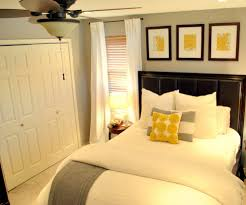 Small Bedroom With Two Beds Guest Bedroom Bedroom Traditional With Twin Beds Wrought Iron Wall